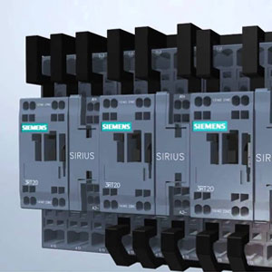 star_delta_contactor_assembly